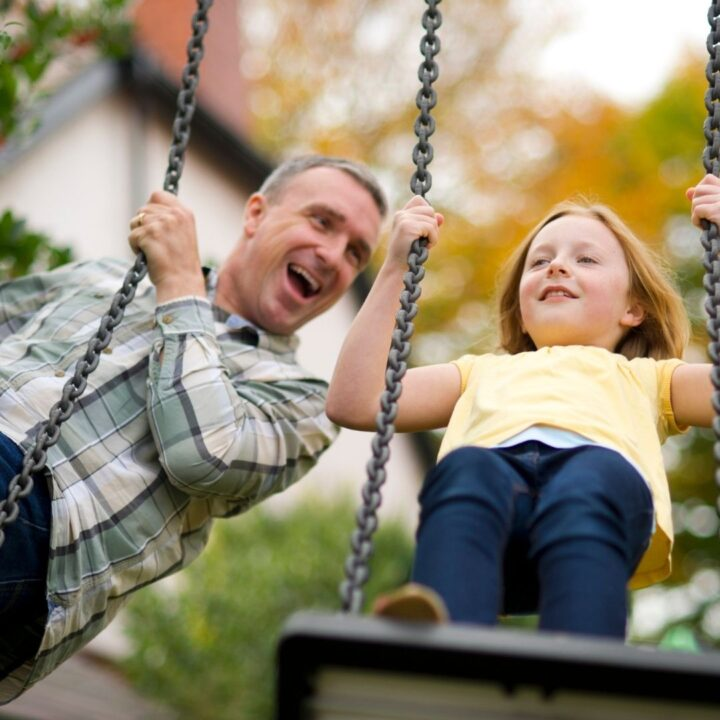 daddy daughter park date