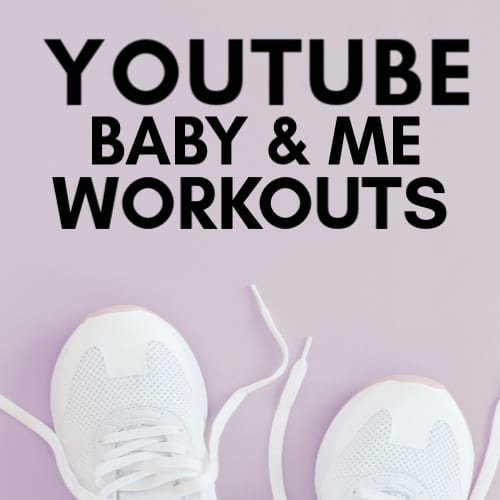baby and me workouts