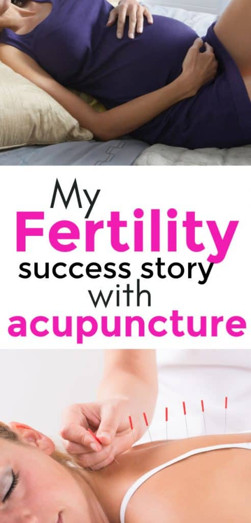 fertility success story - acupuncture