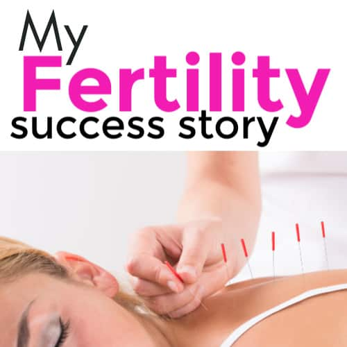 fertility success stories - acupuncture