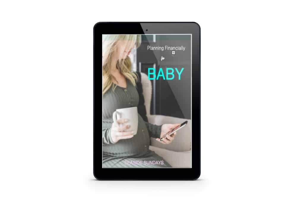 Financially preparing for baby free ebook