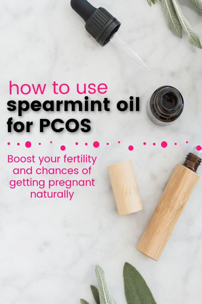 spearmint for PCOS
