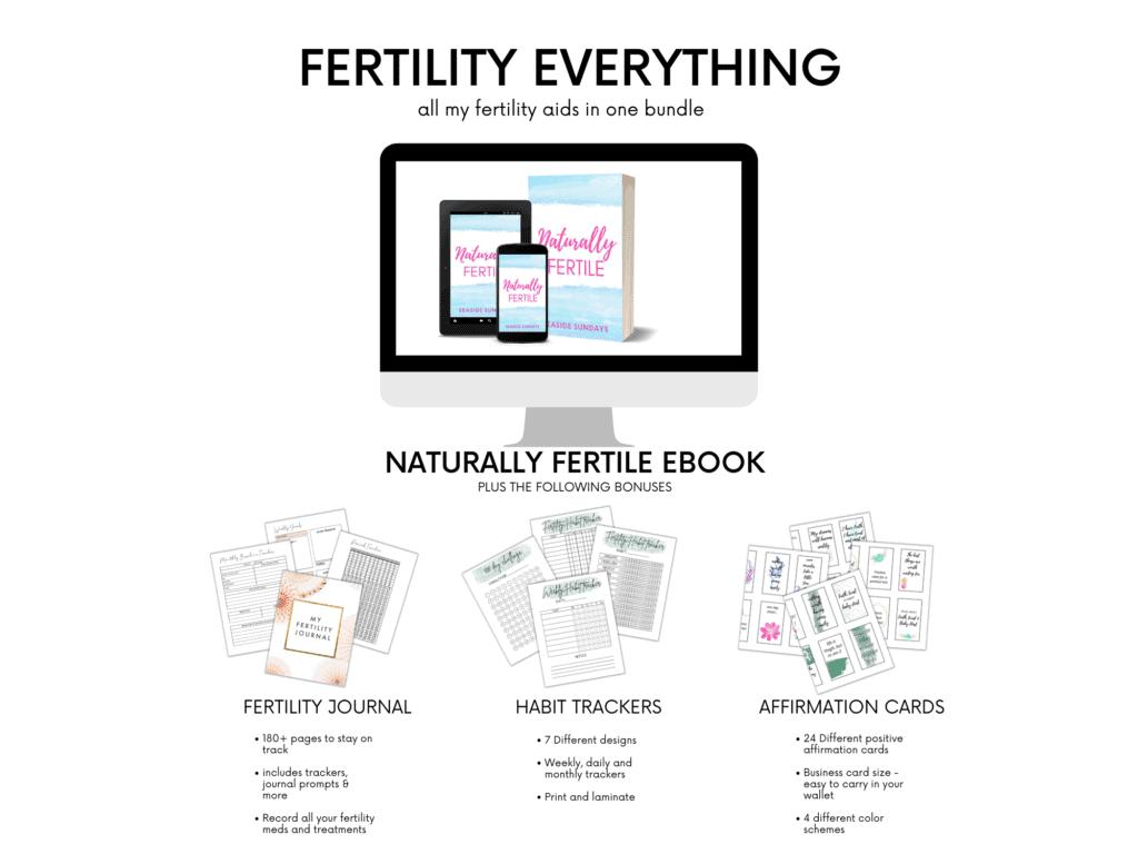 fertility everything bundle