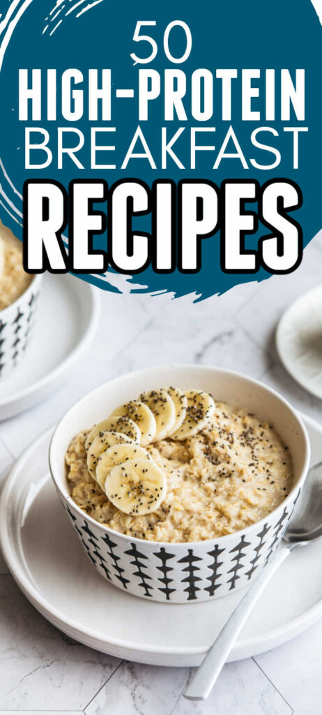Hugh protein breakfast ideas