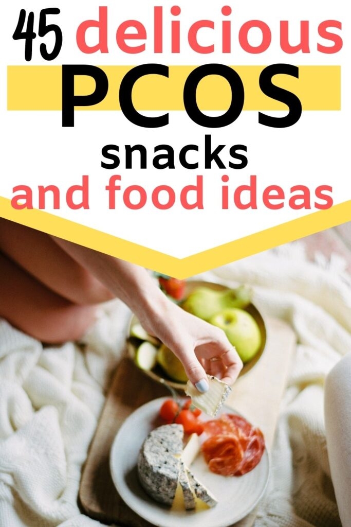 PCOS snack ideas